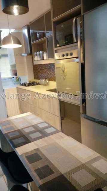 cozinhaB - Apartamento À VENDA, Tijuca, Rio de Janeiro, RJ - TJAP20521 - 11