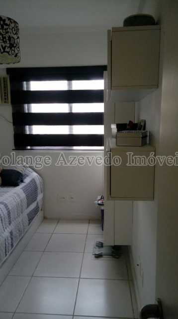 quarto de solteiroA - Apartamento À VENDA, Tijuca, Rio de Janeiro, RJ - TJAP20521 - 21