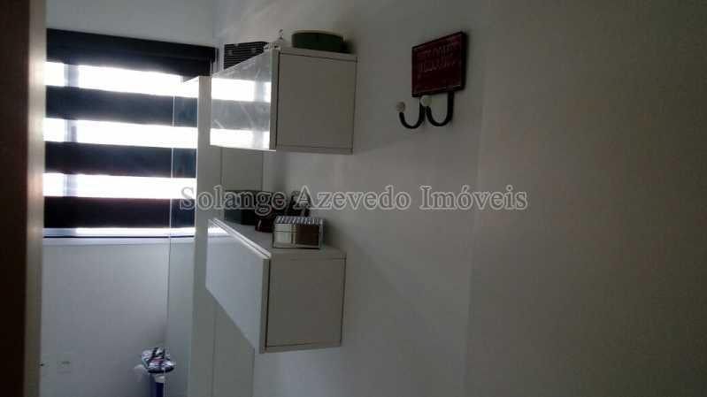 quarto de solteiroB- - Apartamento À VENDA, Tijuca, Rio de Janeiro, RJ - TJAP20521 - 23