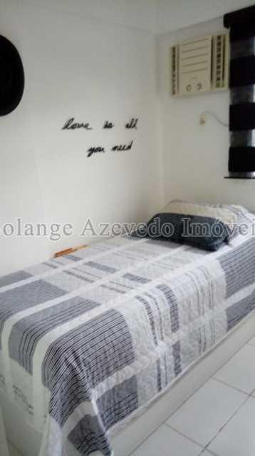 quarto de solteiroC - Apartamento À VENDA, Tijuca, Rio de Janeiro, RJ - TJAP20521 - 20