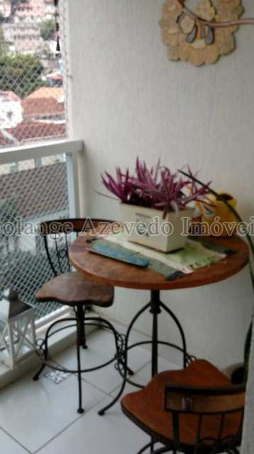 varandaA - Apartamento À VENDA, Tijuca, Rio de Janeiro, RJ - TJAP20521 - 9