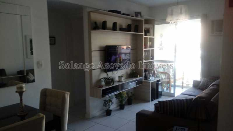 sala de estarB. - Apartamento À VENDA, Tijuca, Rio de Janeiro, RJ - TJAP20521 - 3
