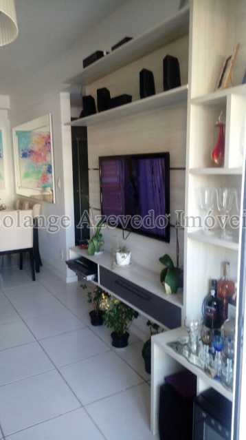 sala de estarC. - Apartamento À VENDA, Tijuca, Rio de Janeiro, RJ - TJAP20521 - 4