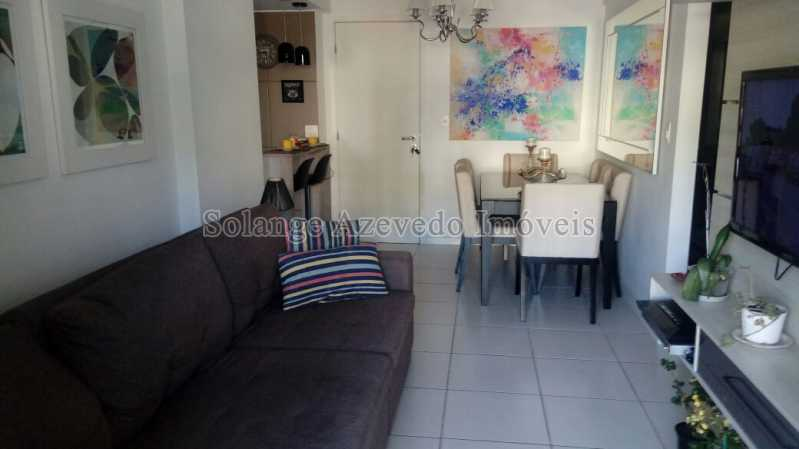 sala de estarD. - Apartamento À VENDA, Tijuca, Rio de Janeiro, RJ - TJAP20521 - 1