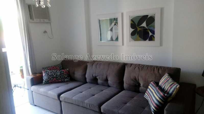 Sala de EstarE. - Apartamento À VENDA, Tijuca, Rio de Janeiro, RJ - TJAP20521 - 7