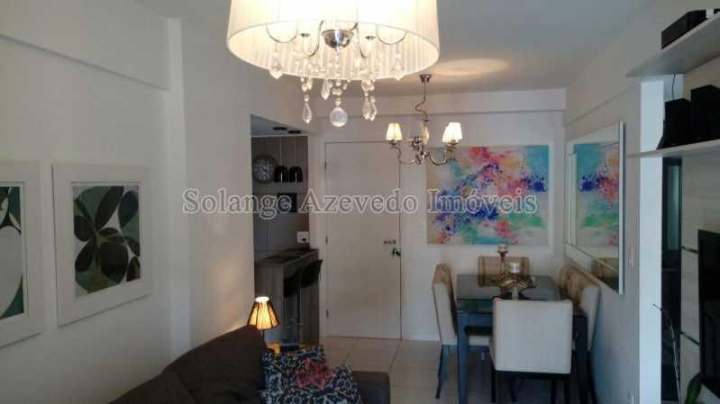 sala de jantarA- - Apartamento À VENDA, Tijuca, Rio de Janeiro, RJ - TJAP20521 - 5