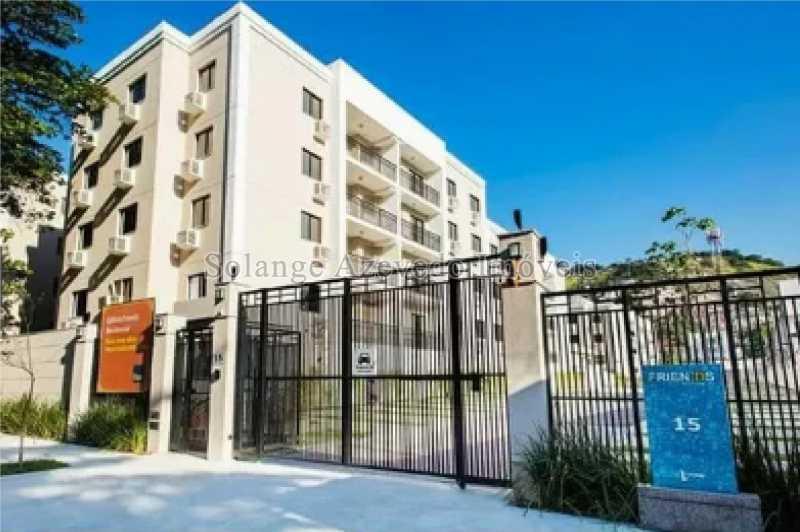 01 - Apartamento À VENDA, Andaraí, Rio de Janeiro, RJ - TJAP20560 - 1