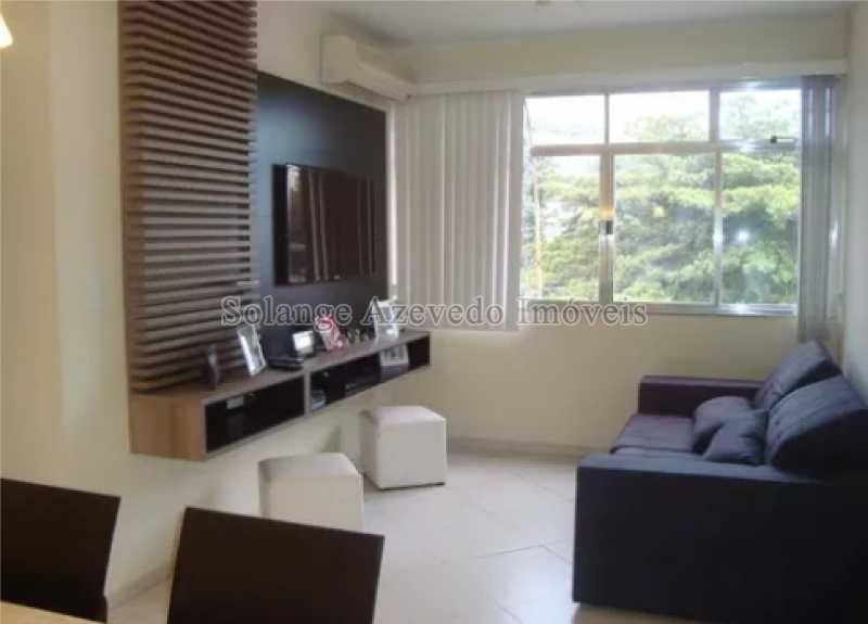 02 - Apartamento À Venda - Maracanã - Rio de Janeiro - RJ - TJAP30352 - 1