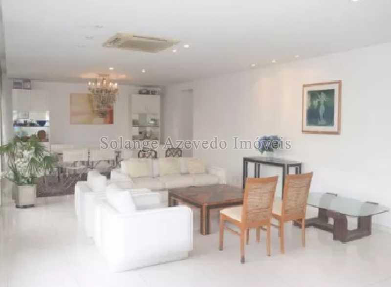 2 - Apartamento À Venda - Leblon - Rio de Janeiro - RJ - TJAP30367 - 4