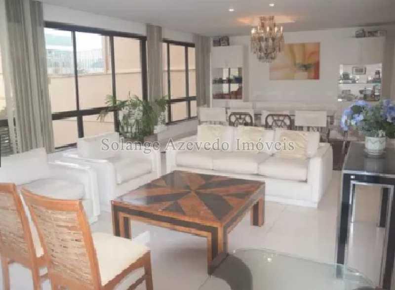 3 - Apartamento À Venda - Leblon - Rio de Janeiro - RJ - TJAP30367 - 3