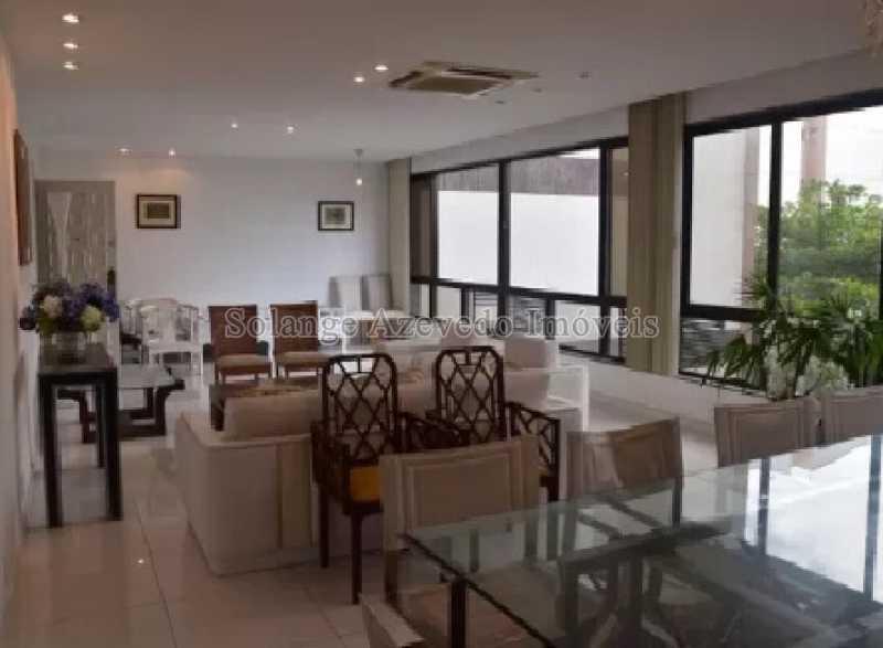 4 - Apartamento À Venda - Leblon - Rio de Janeiro - RJ - TJAP30367 - 10