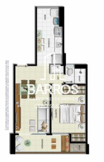 foto 16 - Serra do Corais-1e2 quartos-Armação-venda - BIAP10004 - 17