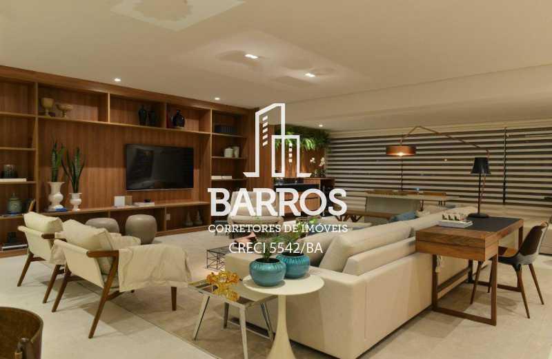 Foto01 Living Decorado - Apartamento-4 suítes-São Lázaro-venda - BIAP40008 - 4