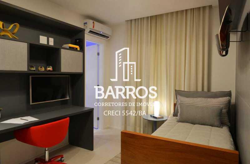Foto08 Quarto Filho Decorado - Apartamento-4 suítes-São Lázaro-venda - BIAP40008 - 13