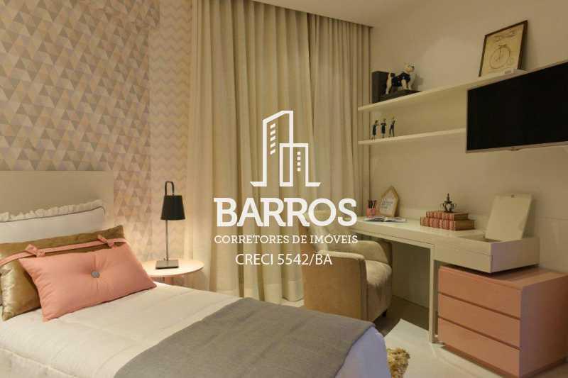 Foto09 Quarto Filha Decorado - Apartamento-4 suítes-São Lázaro-venda - BIAP40008 - 9