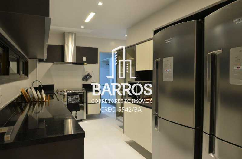 Foto10 Cozinha Decorado - Apartamento-4 suítes-São Lázaro-venda - BIAP40008 - 6