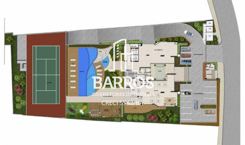 Foto15 Play Salão de Festas - Apartamento-4 suítes-São Lázaro-venda - BIAP40008 - 15