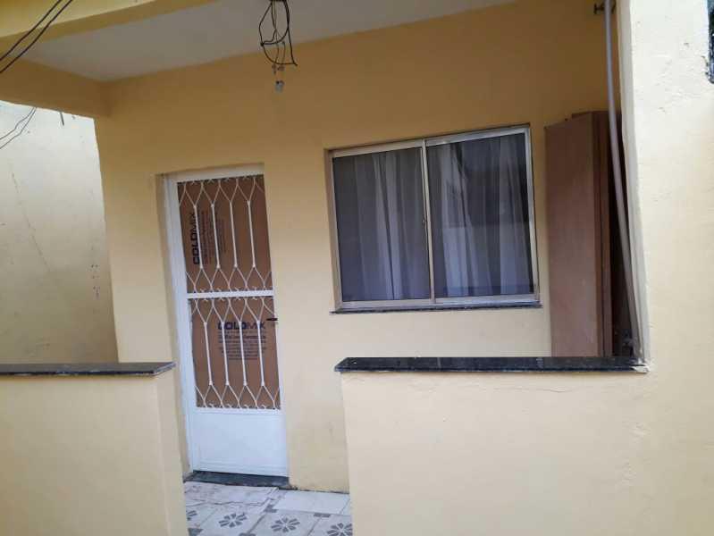 foto 1 - Casa de Vila Encantado,Rio de Janeiro,RJ À Venda,1 Quarto,52m² - MICV10005 - 20