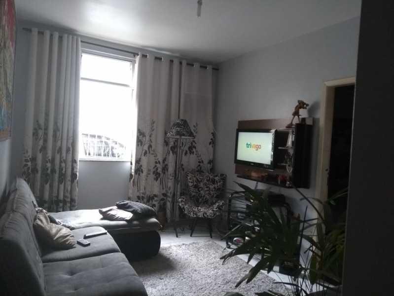 01 - Casa de Vila À VENDA, Engenho Novo, Rio de Janeiro, RJ - MICV20005 - 1