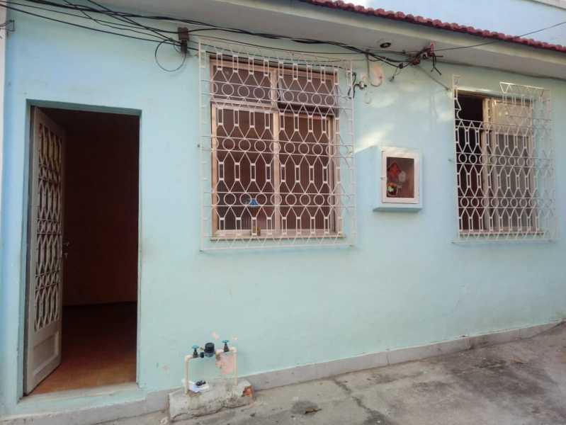01 - Casa de Vila Engenho de Dentro, Rio de Janeiro, RJ À Venda, 2 Quartos, 50m² - MICV20059 - 1
