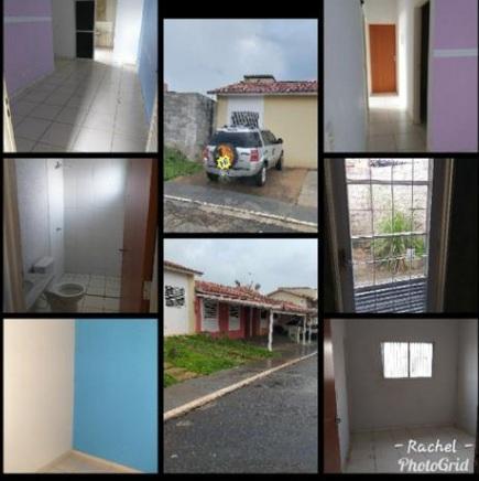 FOTO1 - Casa à venda Rua VA 10,Conjunto Vera Cruz, Goiânia - R$ 23.000 - CA0058 - 2