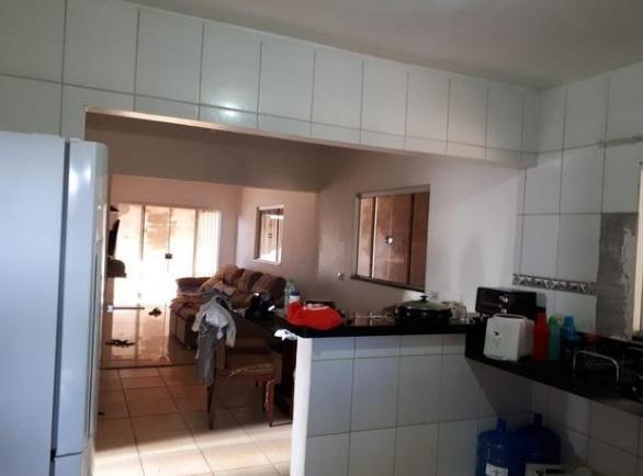 FOTO1 - Casa à venda Rua Marabá,Nova Olinda, Aparecida de Goiânia - R$ 78.000 - CA0064 - 2