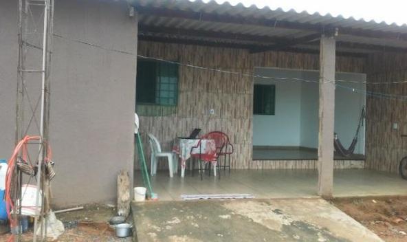 FOTO0 - Casa à venda Rua 10,Loteamento Porto das Pedras, Aparecida de Goiânia - R$ 55.000 - CA0066 - 1