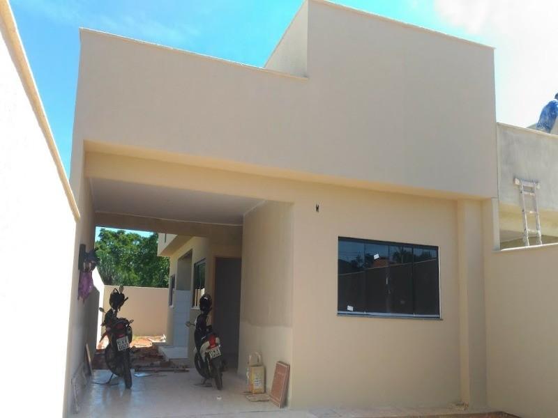 FOTO0 - Casa à venda Rua 42,Cardoso Continuação, Aparecida de Goiânia - R$ 185.000 - CA0072 - 1