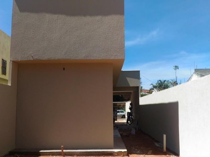 FOTO1 - Casa à venda Rua 42,Cardoso Continuação, Aparecida de Goiânia - R$ 185.000 - CA0072 - 2
