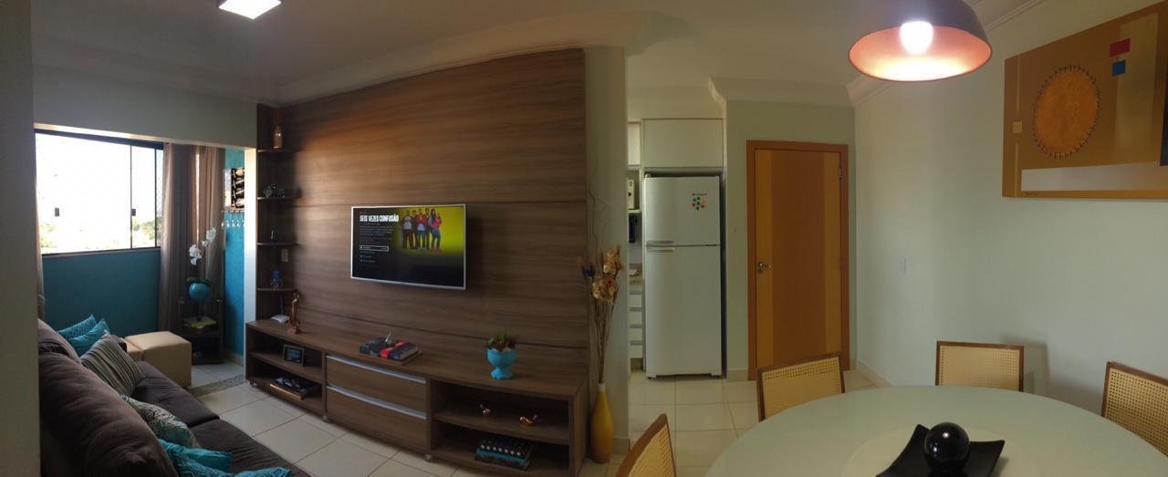 FOTO0 - Apartamento à venda Rua Princesa Isabel,Jardim Maria Inez, Aparecida de Goiânia - R$ 260.000 - AP0012 - 1