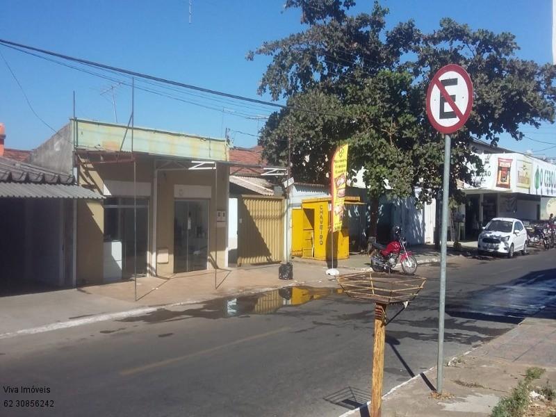 FOTO1 - Casa à venda Avenida Euclides da Cunha,Conjunto Residencial Storil, Aparecida de Goiânia - R$ 280.000 - CA0086 - 2