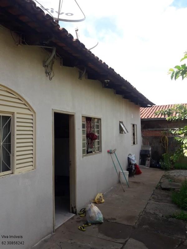 FOTO0 - Casa à venda Rua T,Itapuã, Aparecida de Goiânia - R$ 250.000 - CA0089 - 1