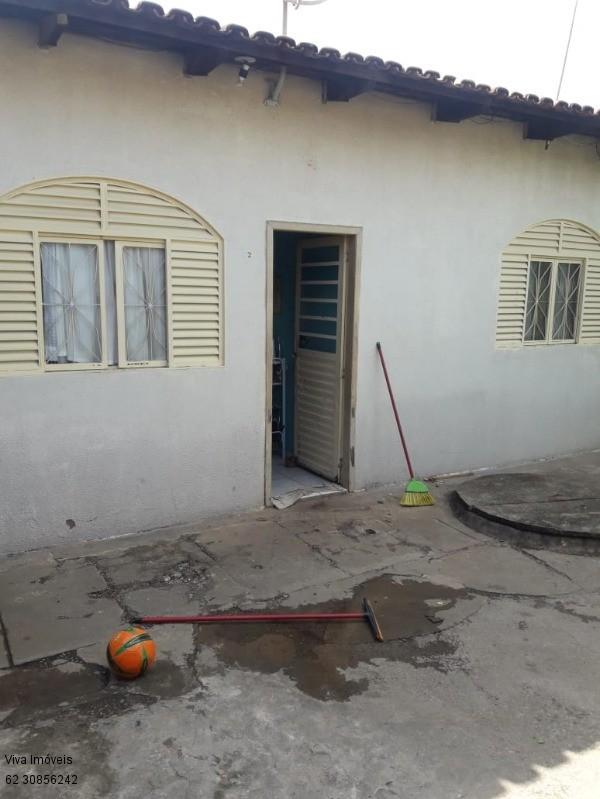 FOTO1 - Casa à venda Rua T,Itapuã, Aparecida de Goiânia - R$ 250.000 - CA0089 - 2