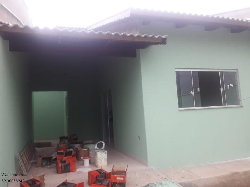 FOTO0 - Casa à venda Rua Montevidéo,Parque das Nações, Aparecida de Goiânia - R$ 168.000 - CA0091 - 1