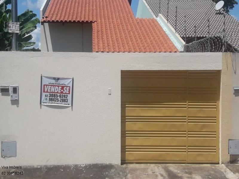 FOTO0 - Casa à venda Rua Nova Delli,Parque das Nações, Aparecida de Goiânia - R$ 155.000 - CA0092 - 1