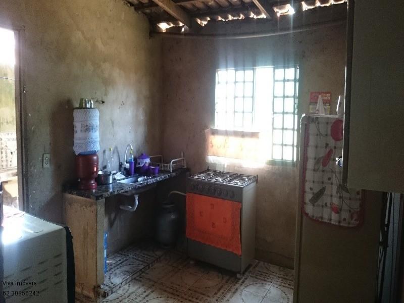 FOTO10 - Casa à venda Rua Guarujá,Jardim Ipiranga, Aparecida de Goiânia - R$ 160.000 - CA0095 - 11