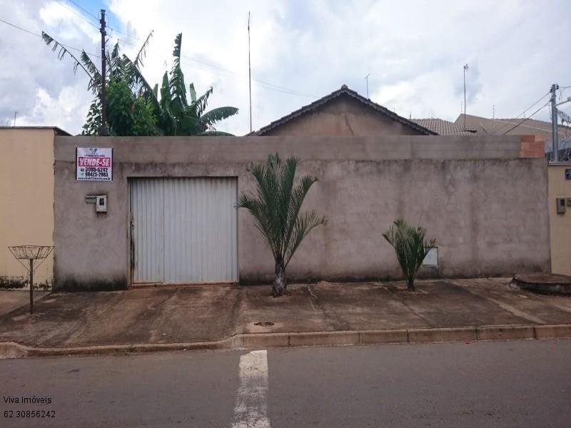 FOTO0 - Casa à venda Avenida Joaquim Barbosa,Jardim Ipiranga, Aparecida de Goiânia - R$ 160.000 - CA0096 - 1