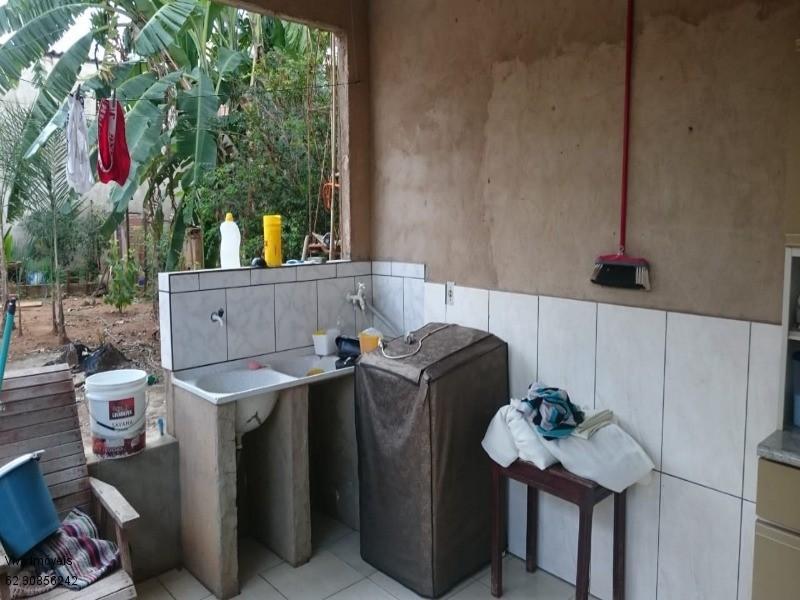 FOTO11 - Casa à venda Avenida Joaquim Barbosa,Jardim Ipiranga, Aparecida de Goiânia - R$ 160.000 - CA0096 - 12
