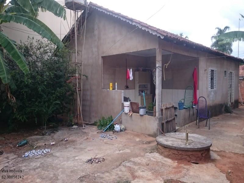 FOTO2 - Casa à venda Avenida Joaquim Barbosa,Jardim Ipiranga, Aparecida de Goiânia - R$ 160.000 - CA0096 - 3