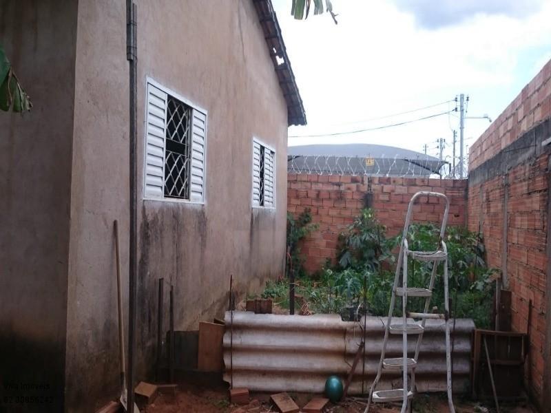 FOTO4 - Casa à venda Avenida Joaquim Barbosa,Jardim Ipiranga, Aparecida de Goiânia - R$ 160.000 - CA0096 - 5