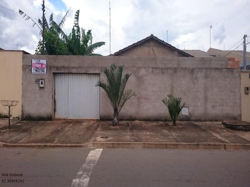 FOTO6 - Casa à venda Avenida Joaquim Barbosa,Jardim Ipiranga, Aparecida de Goiânia - R$ 160.000 - CA0096 - 7