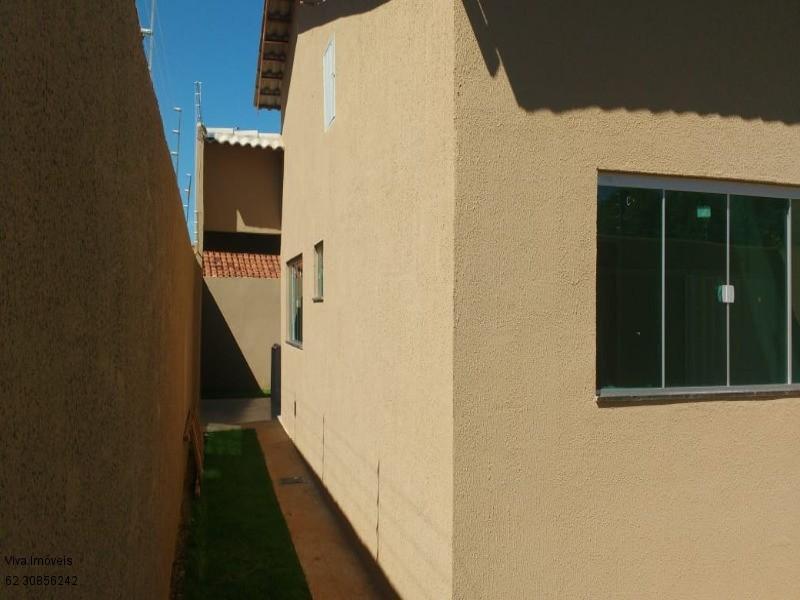 FOTO0 - Casa à venda Rua H 80,Cidade Vera Cruz, Aparecida de Goiânia - R$ 270.000 - CA0102 - 1
