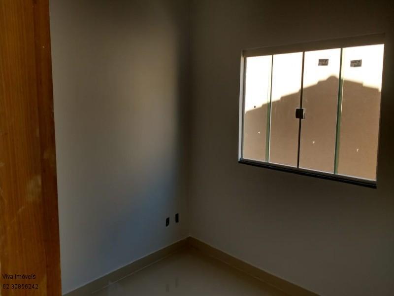 FOTO2 - Casa à venda Rua H 80,Cidade Vera Cruz, Aparecida de Goiânia - R$ 270.000 - CA0102 - 3