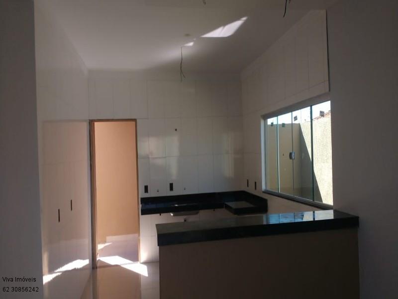 FOTO3 - Casa à venda Rua H 80,Cidade Vera Cruz, Aparecida de Goiânia - R$ 270.000 - CA0102 - 4