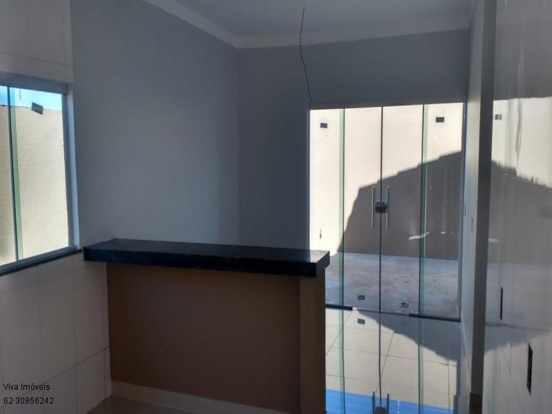 FOTO5 - Casa à venda Rua H 80,Cidade Vera Cruz, Aparecida de Goiânia - R$ 270.000 - CA0102 - 6