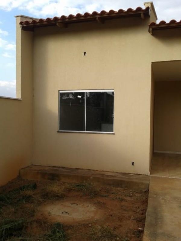 FOTO0 - Casa à venda Avenida Elson Veiga Camargo,Parque Industrial Santo Antônio, Aparecida de Goiânia - R$ 155.000 - CA0103 - 1