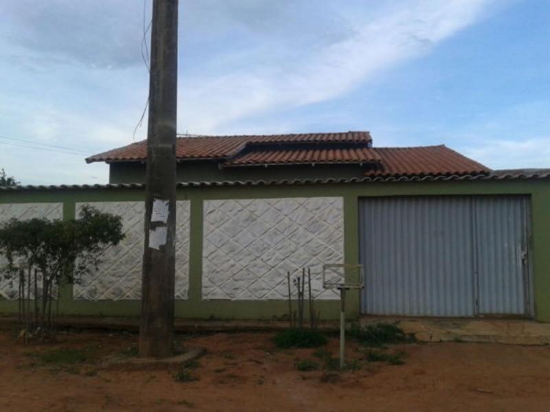 FOTO1 - Casa à venda Rua Nascimento Silva,Jardim Buriti Sereno, Aparecida de Goiânia - R$ 200.000 - CA0106 - 2