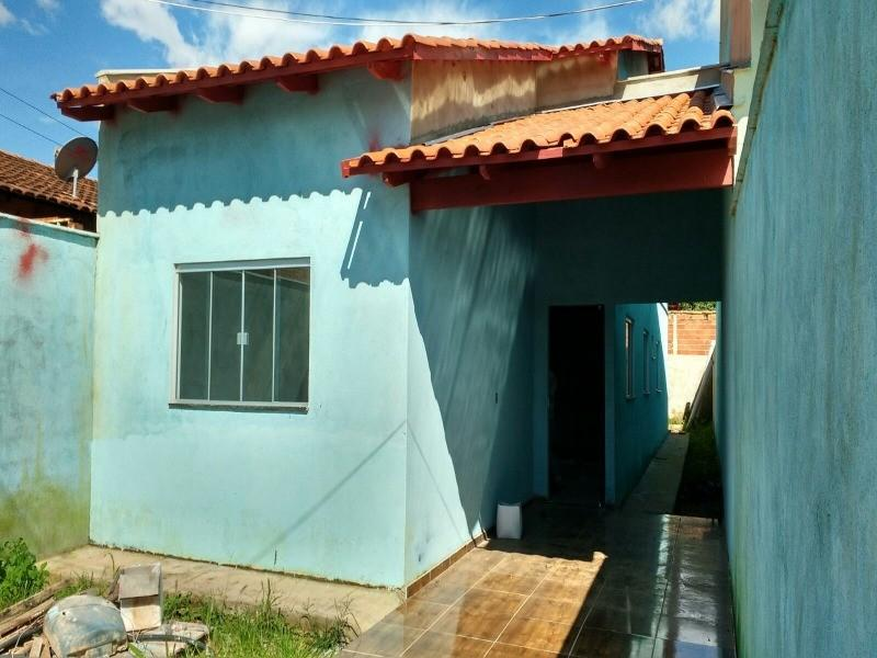 FOTO0 - Casa à venda Rua 107,Jardim Tropical, Aparecida de Goiânia - R$ 180.000 - CA0113 - 1