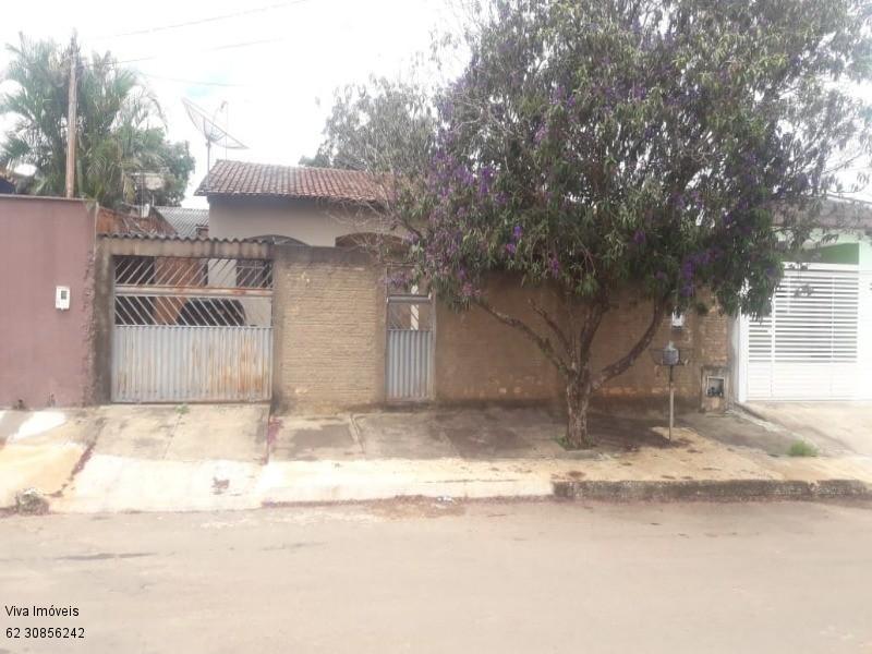 FOTO0 - Casa à venda Rua J 3,Mansões Paraíso, Aparecida de Goiânia - R$ 280.000 - CA0114 - 1