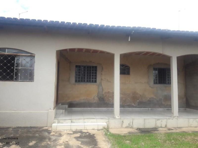 FOTO1 - Casa à venda Rua J 3,Mansões Paraíso, Aparecida de Goiânia - R$ 280.000 - CA0114 - 3